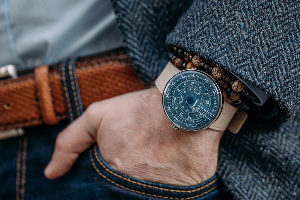 Connaissez-vous l'heure bleue ?