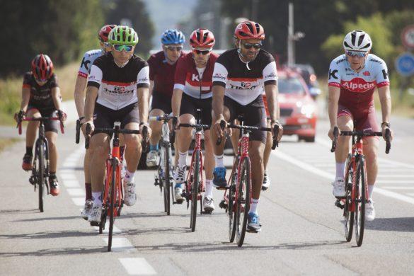 Tony Parker, ambassadeur de prestige du Tour de France