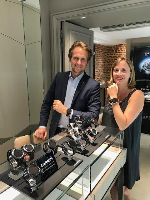 Garmin étend sa distribution en s'implantant chez Lepage à Lille