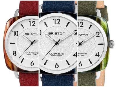 Briston équipe ses montres de bracelets qui boostent votre style