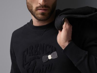 Le sweat-shirt French Flair d'Eden Park