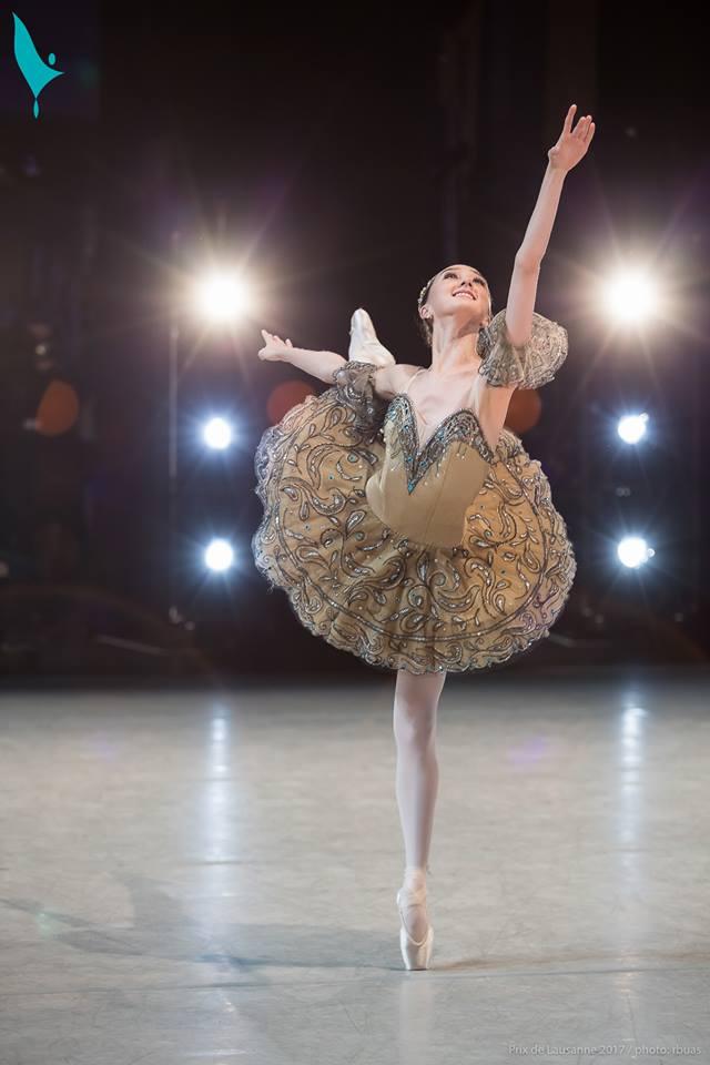 L'élégante Fair Lady Ballerina d'Emile Chouriet