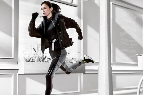 Du fitness 4D avec Adidas by Stella McCartney aux Galeries Lafayette