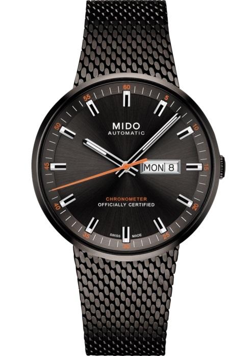 Mido - News : Mido Commander icône  Mido-commander-icone-montres-tendance-3