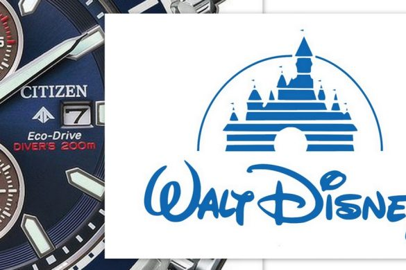 Citizen devient l'horloger officiel de Disneyland Paris®