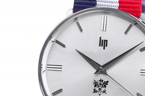 Les montres Lip entrent à l'Elysée et contribuent à sa rénovation