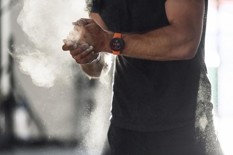 Polar Vantage V, une montre destinée aux athlètes en quête de performance