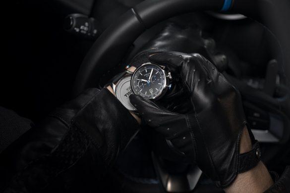 Tissot Alpine On Board Automatic, la montre du gentleman driver d'aujourd'hui