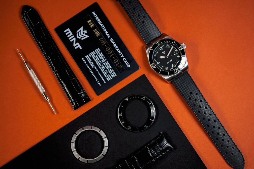 Concevez et modifiez vos montres MINT à volonté