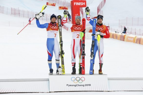 Victor Muffat-Jeandet, skieur français et ambassadeur d'ALPINA