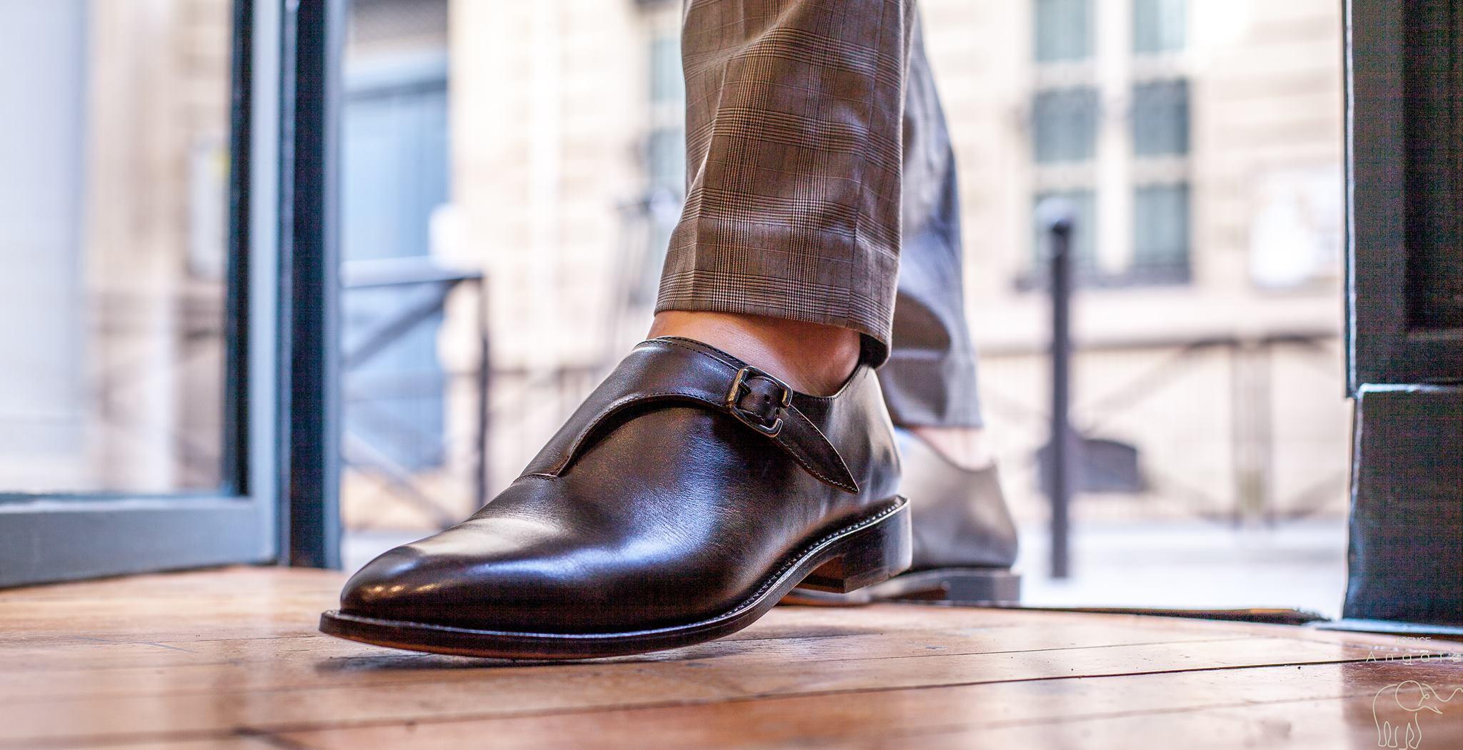 RetK, la marque parisienne de chaussures sur mesure