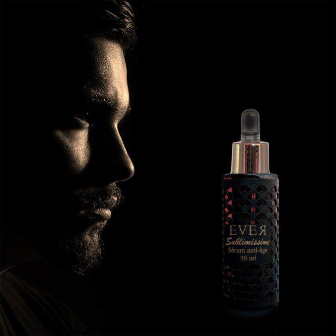 Ever Bio Cosmetics prend soin des Hommes