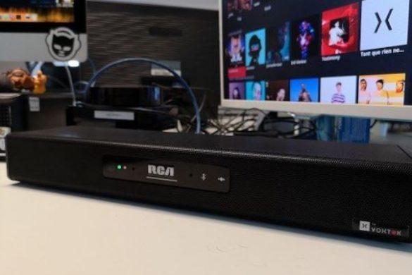 Voxtok & Napster enrichissent l'expérience musicale de la Smart Soundbar de RCA !