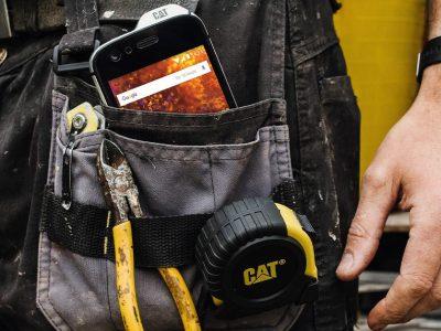 CAT 61, un smartphone que les Pères Noël s'arrachent