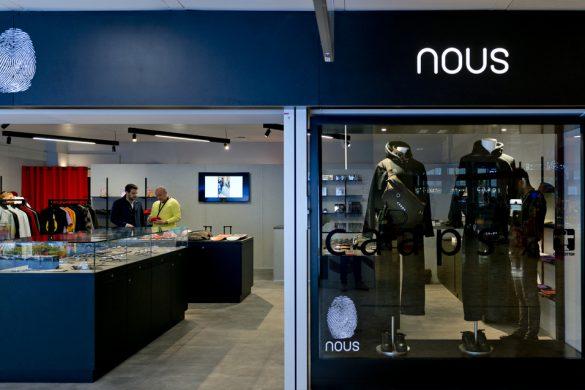«nous» inaugure le premier concept store en aéroport