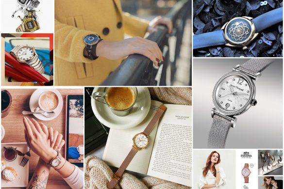 Votez pour la montre «tendance» féminine de l'année