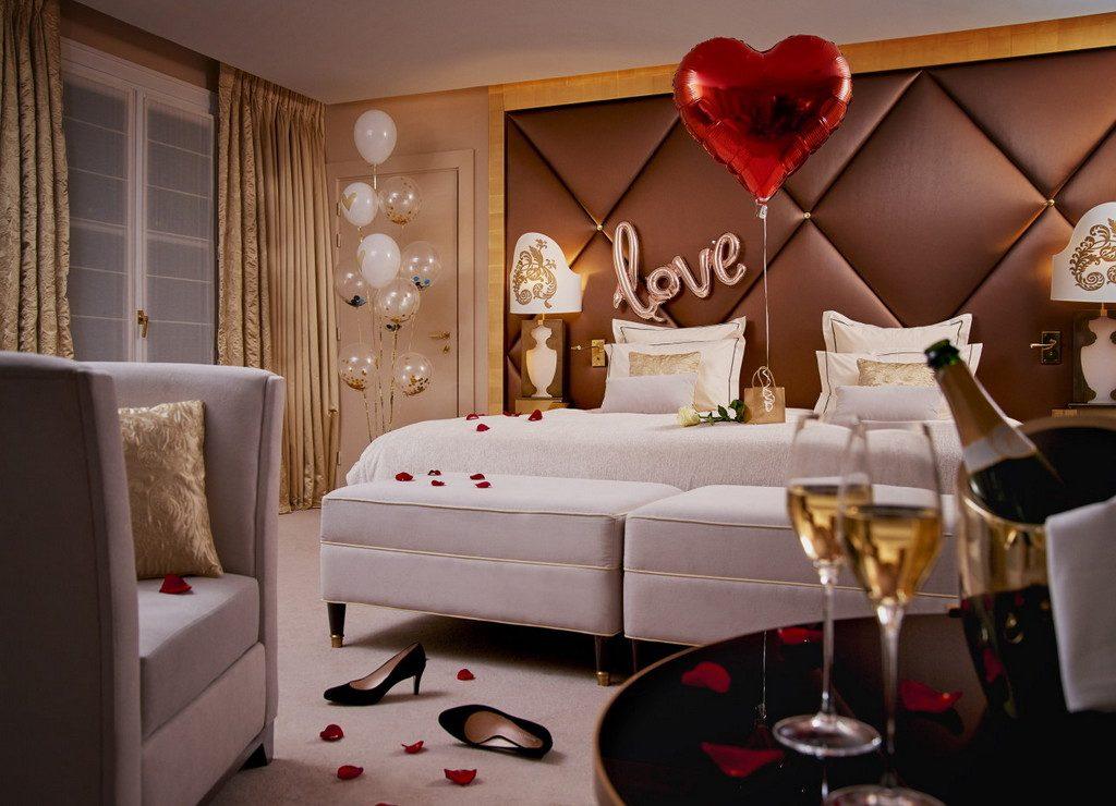 Barrière Présente Une Escapade Romantique Pour La Saint Valentin