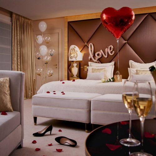 Barrière présente une escapade romantique pour la Saint-Valentin