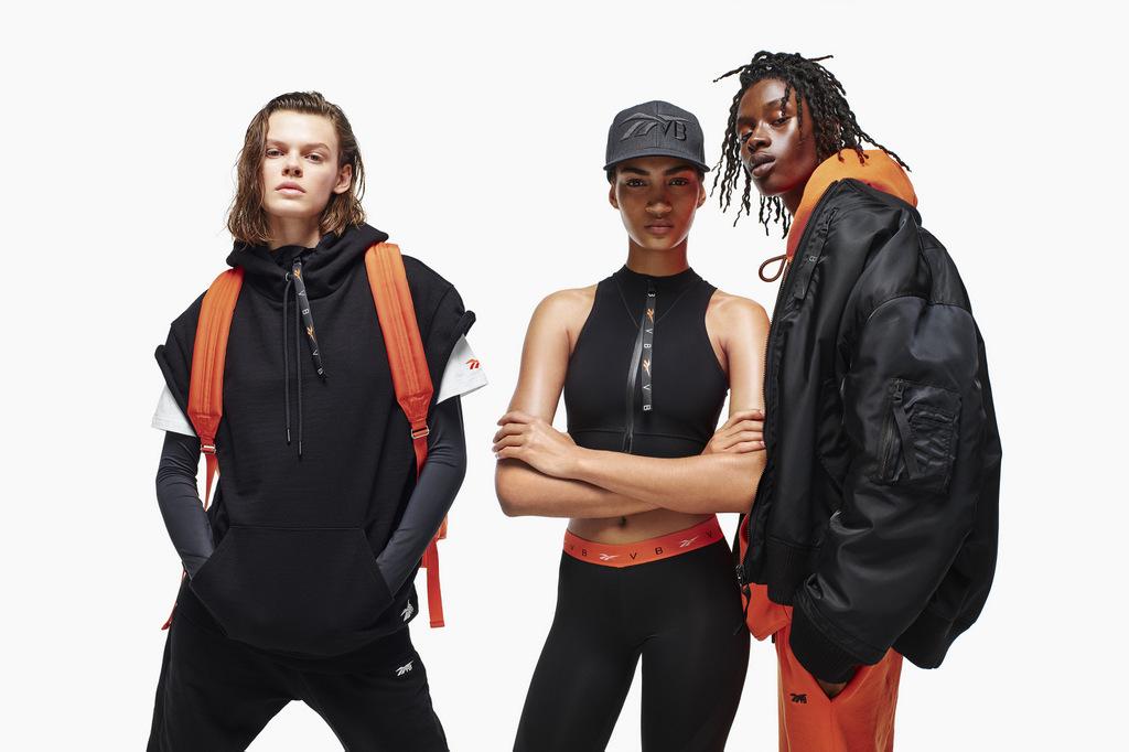 La collection Reebok x Victoria Beckham Printemps 2019