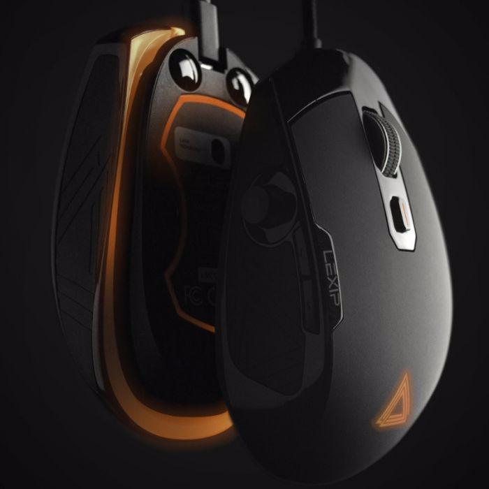 LEXIP: la souris gaming nouvelle génération