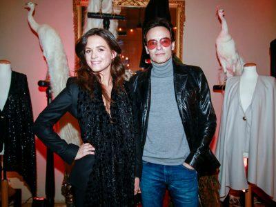 Soirée de lancement des blazers Martin Martin à Paris