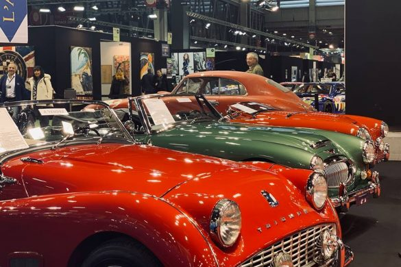 Salon Rétromobile 2019
