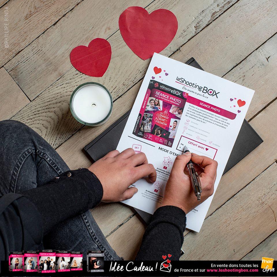 Pour la Saint Valentin, immortalisez votre amour !