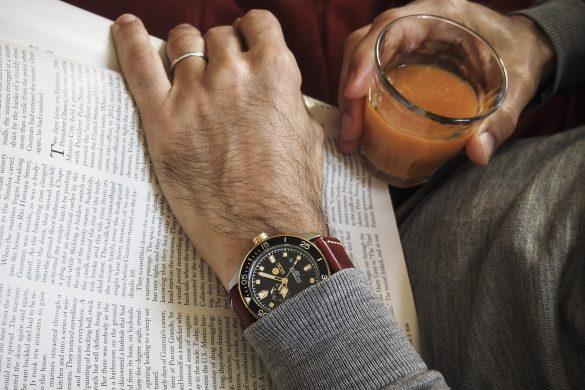 La Saint Valentin des montres Stoic