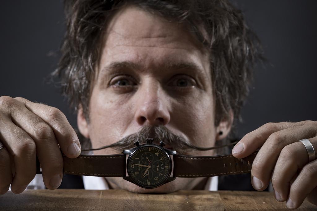 Enak Gavaggio, nouvel ambassadeur des montres Alpina