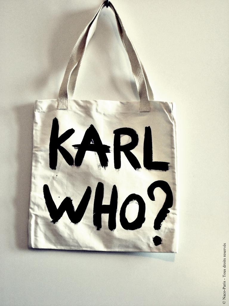 Hommage à Karl Lagerfeld