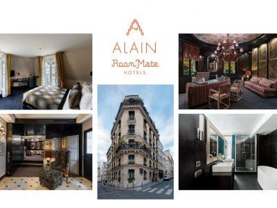 Room Mate Alain, hôtel parisien