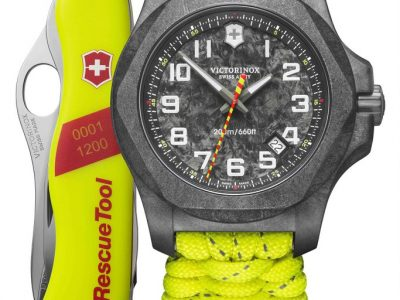 Victorinox collection I.N.O.X. CARBON limited edition