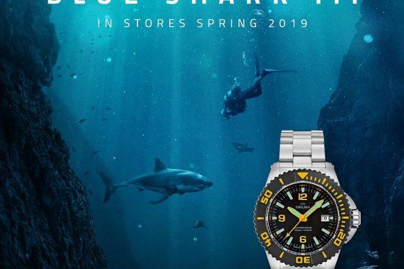 Delma Blue Shark III, l'ivresse des grands fonds