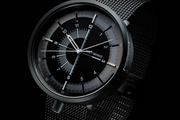 1/6, la nouvelle montre ISSEY MIYAKE WATCH
