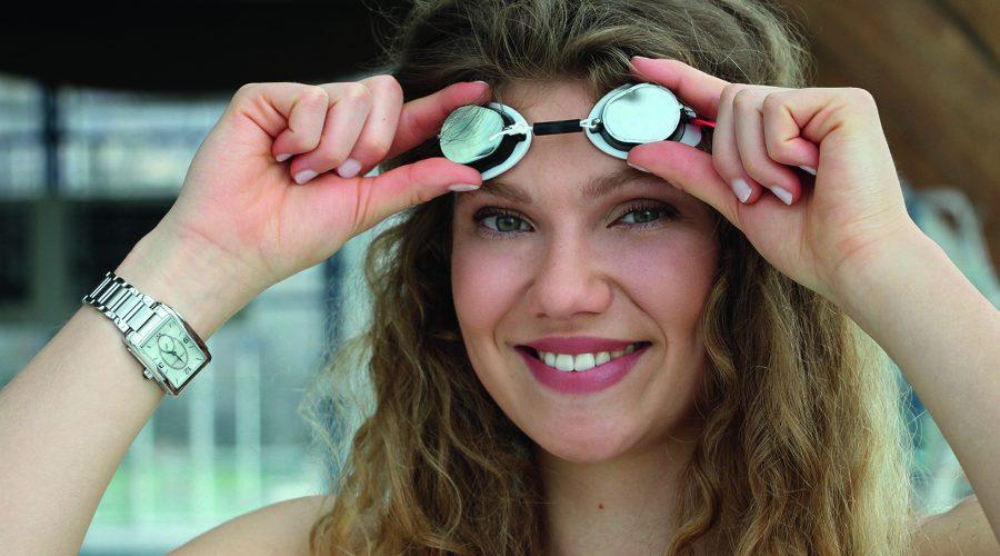 Zélie Stauffer, ambassadrice d'Aerowatch