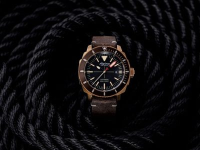 Alpina Seastrong Diver 300 Automatique