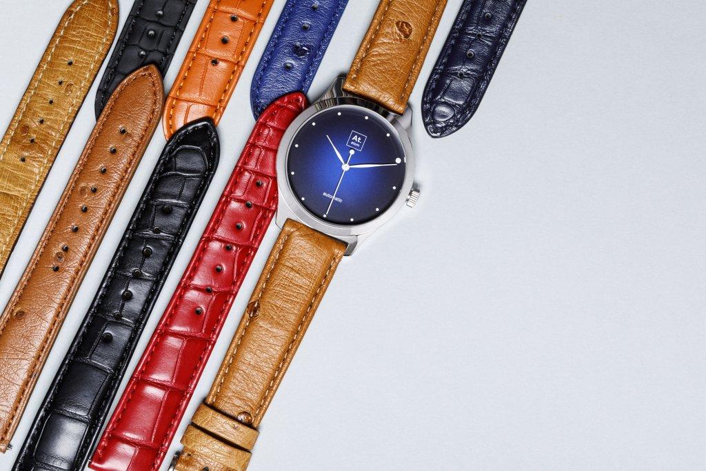 Atom, genèse d'une nouvelle marque horlogère