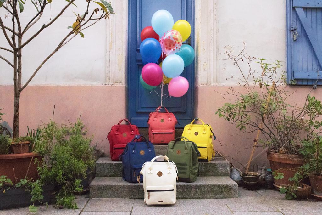 Cabaïa, le sac à dos urbain et stylé