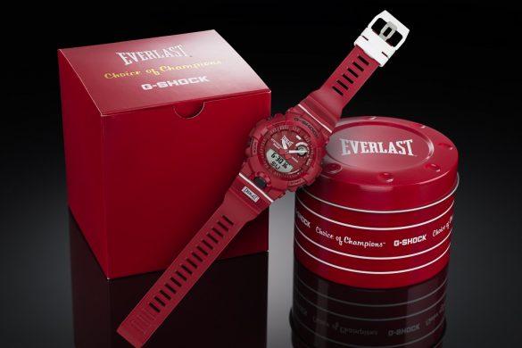 G-SHOCK x Everlast