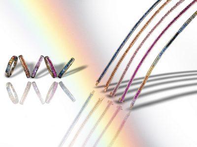 Gringoire Rainbow, des bijoux multivitaminés