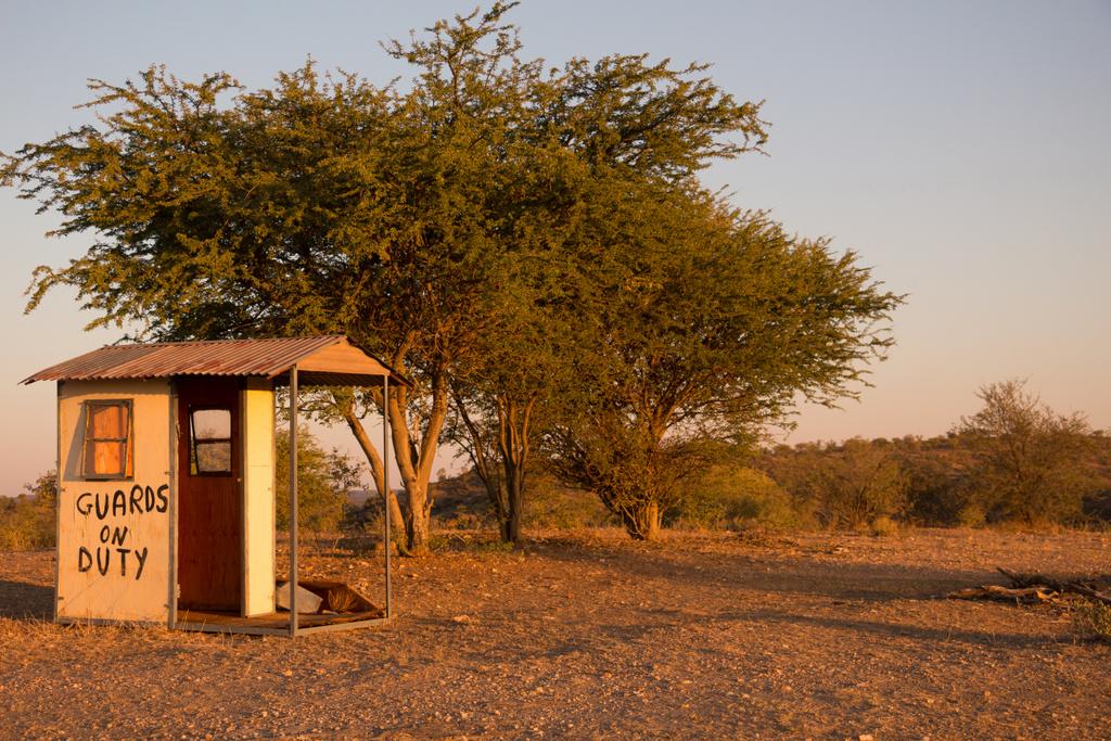 La Namibie avec African Trackers – J1