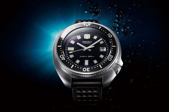 Seiko Prospex diver's