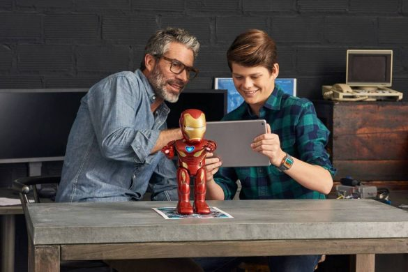 Robot Iron Man MK50