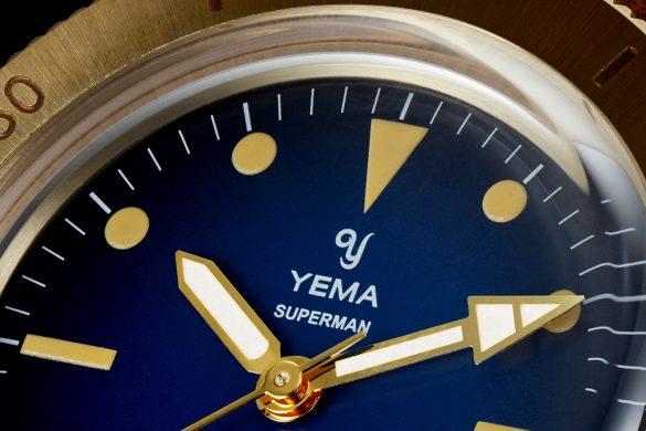 Yema Superman héritage Bronze sur Kickstarter
