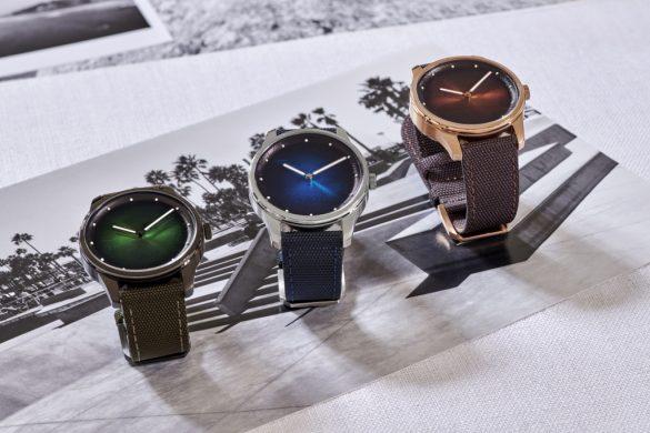AWAKE, la marque de montres en avance sur son temps
