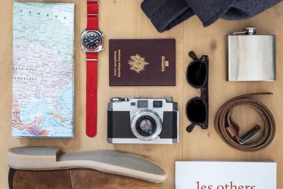 Briston Clubmaster GMT Traveler