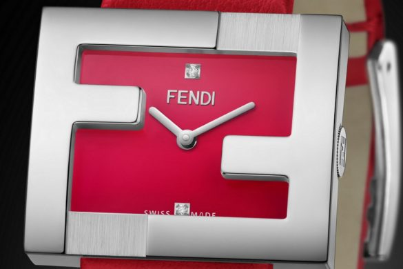 Fendi Timepieces collection Fendimania