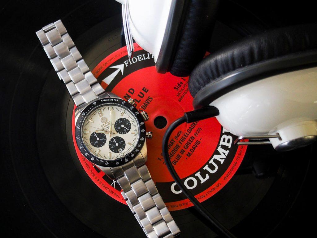Le Chronographe à 129€