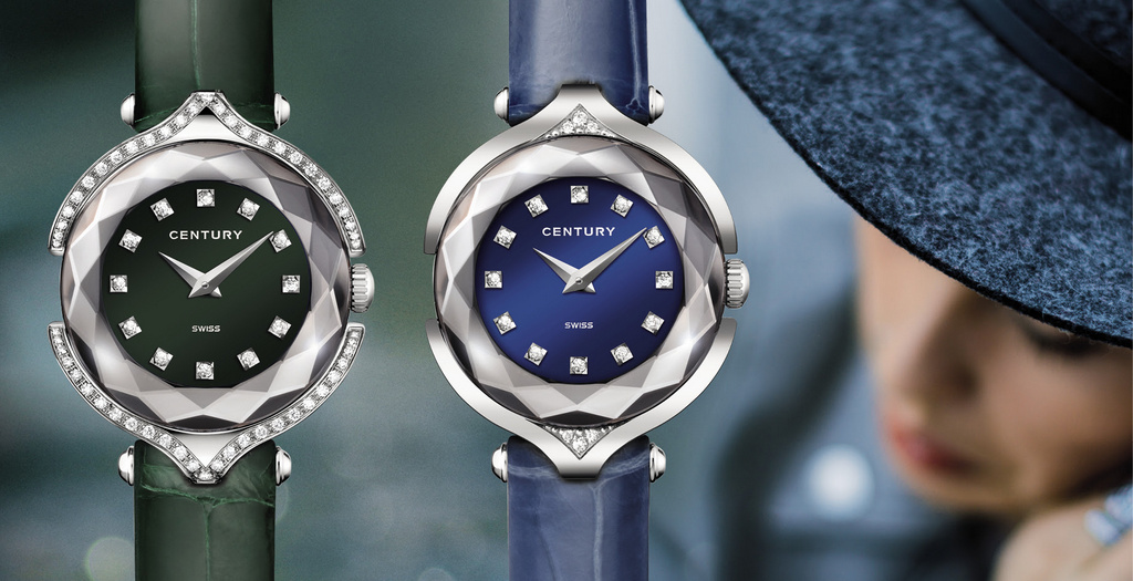 Century Contemporary Timepieces AFFINITY