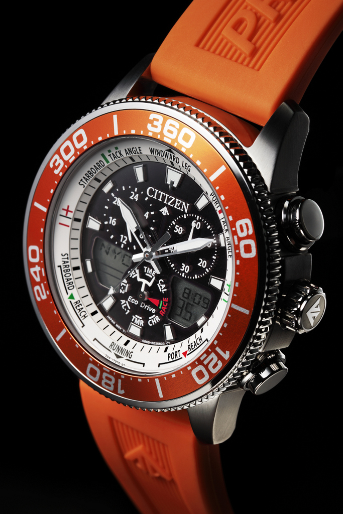 CITIZEN Promaster Eco-Drive Yacht Timer